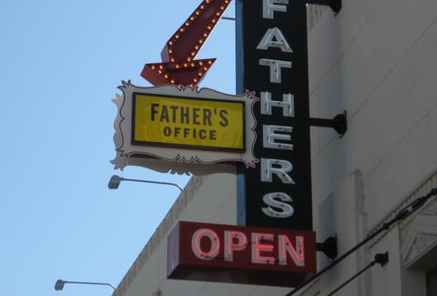 FATHER'S OFFICE LA