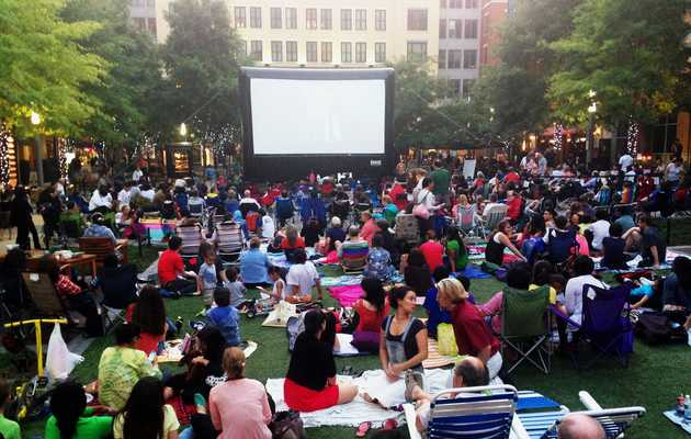 Every Summer outdoor movie screening in DC, now in one calendar