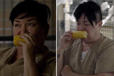 Orange Is the New Black corn