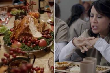 Orange Is the New Black Thanksgiving