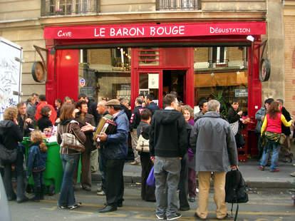 Le Baron Rouge Paris