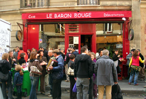 Le Baron Rouge Paris