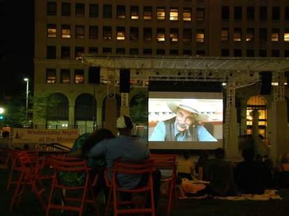Outdoor Movies DET