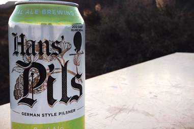 Hans Pils Summer Beer Picks HOU