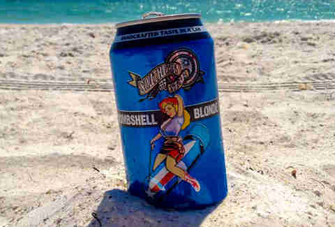 Bombshell BlondeSummer Beer Picks HOU