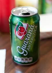 Guaraná soda