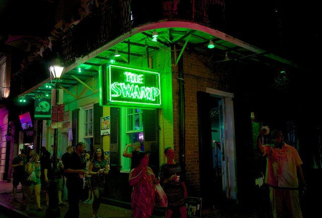 Best Bars on Bourbon Street - Ranking and Review