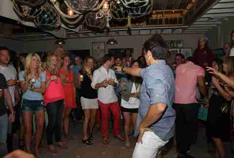 Hamptons Best Dinner Dancing Restaurants And Clubs Thrillist