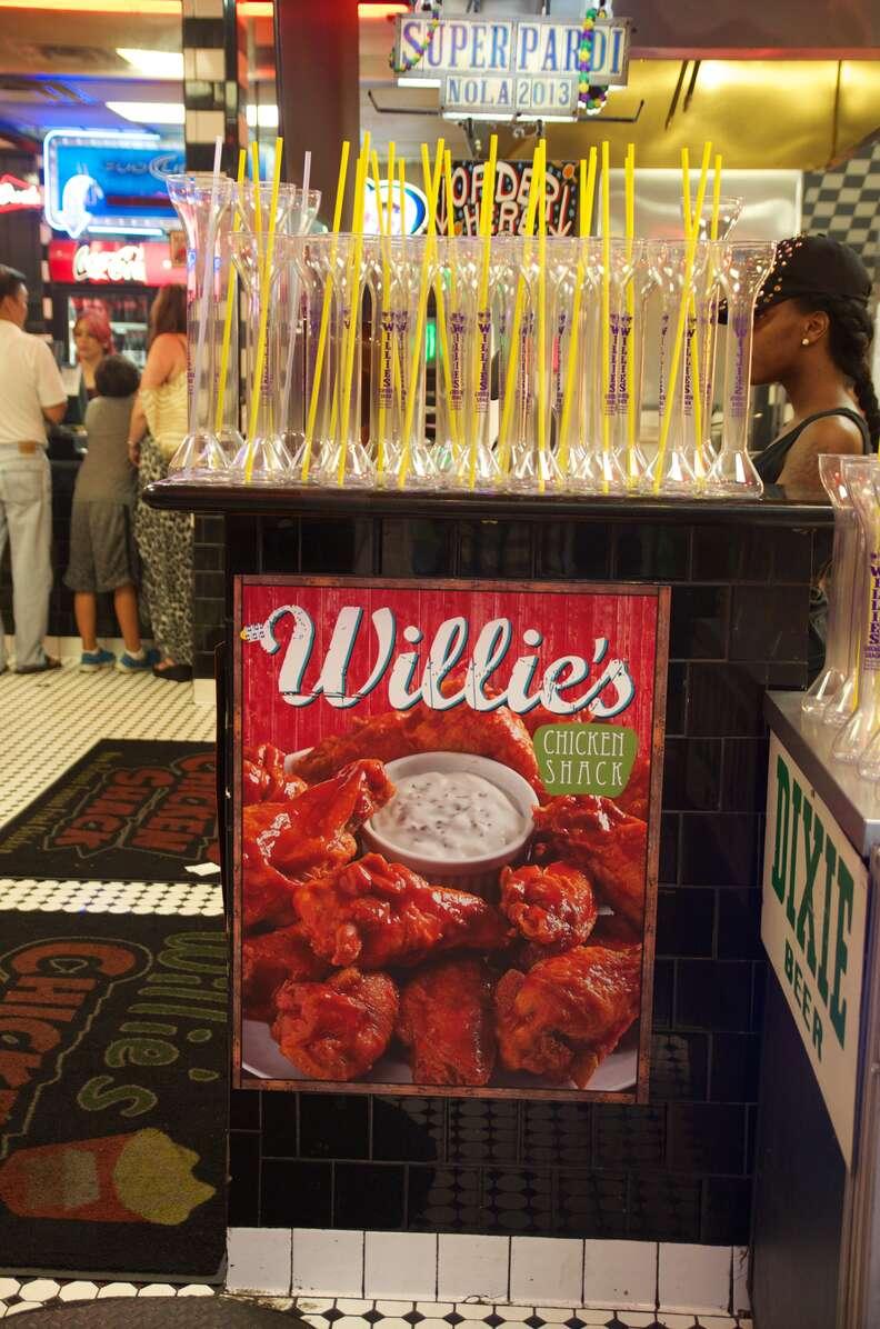 willie's chicken shack