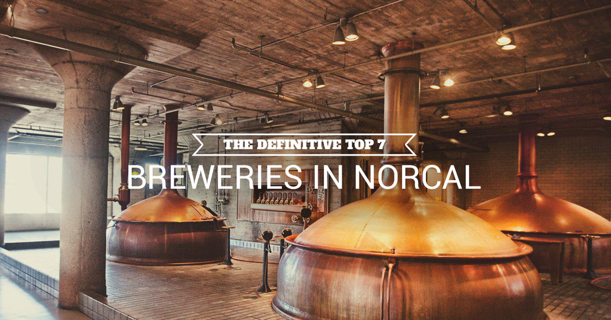 Best norcal breweries california craft beer sf thrillist for Craft beer san francisco