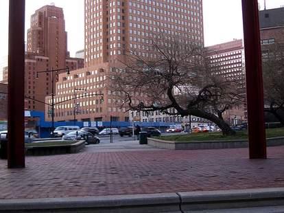 MetroTech Plaza NYC