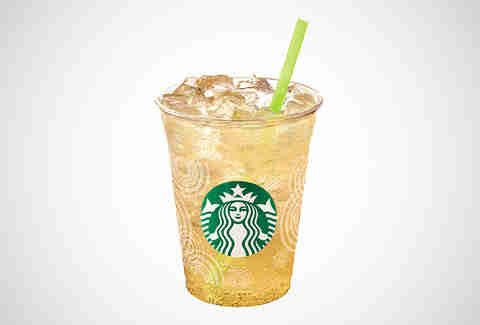 Starbucks Golden Ginger Ale