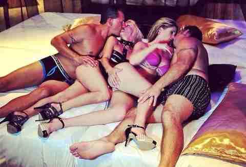 San francisco swinger sex bar lounges