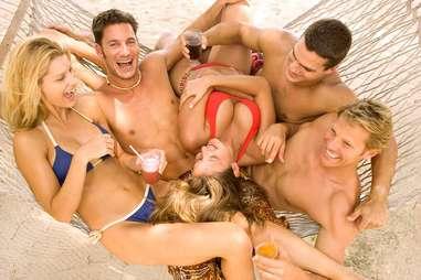 group hang