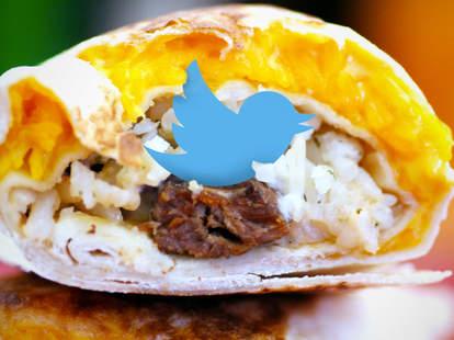 Taco Bell Quesarito Twitter