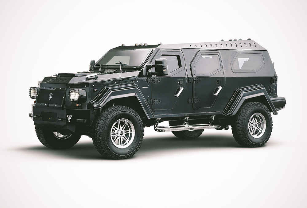 The Best Bulletproof Vehicles You Can Buy Today  Thrillist