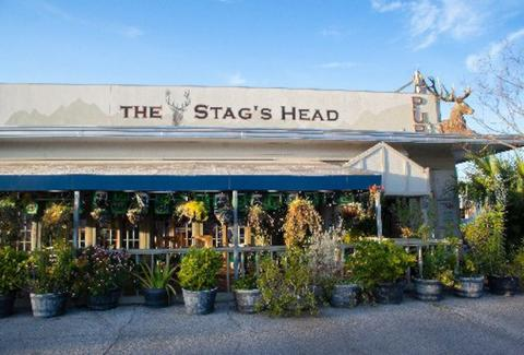 The Stag's Head Pub HOU
