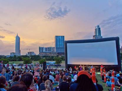 Outdoor Movies and Concerts ATX