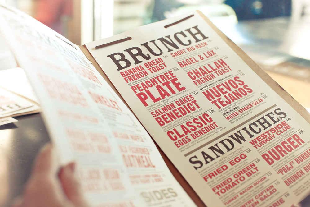 restaurant menu secrets menu design thrillist