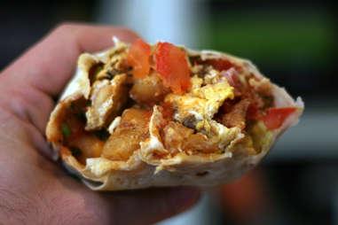 colorado breakfast burrito