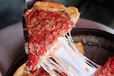 illinois deep-dish pizza