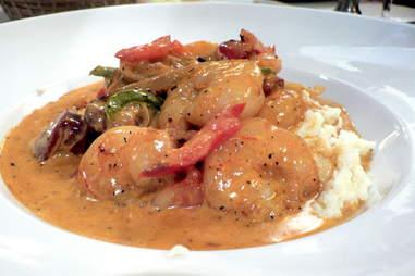 south carolina shrimp and grits