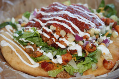 south dakota indian tacos