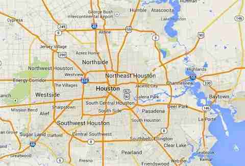 Loops Things you have to explain to out-of-towners about HOU