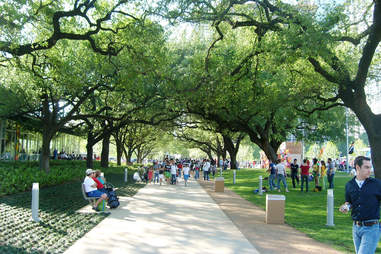Park Things you have to explain to out-of-towners about HOU