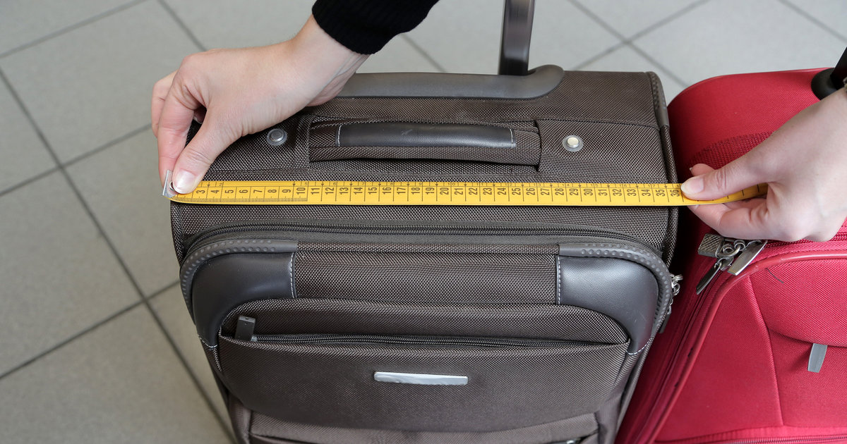 Carry On Luggage Size American Airlines Delta And United Implement New Limits