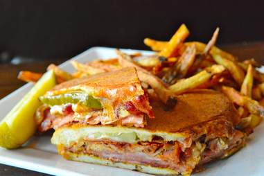 Cuban Sandwich Best Bacon Uses DC