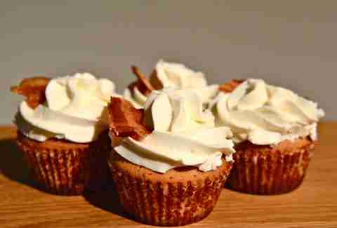 Boozy Breakfast Cupcake Best Bacon Uses DC