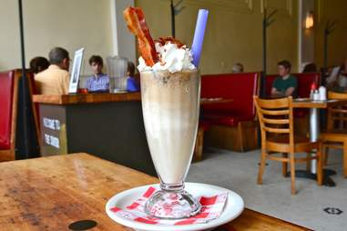 Bacon Bourbon Float Best Bacon Uses DC