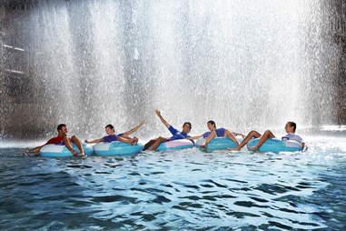 wadi waterpark waterfall