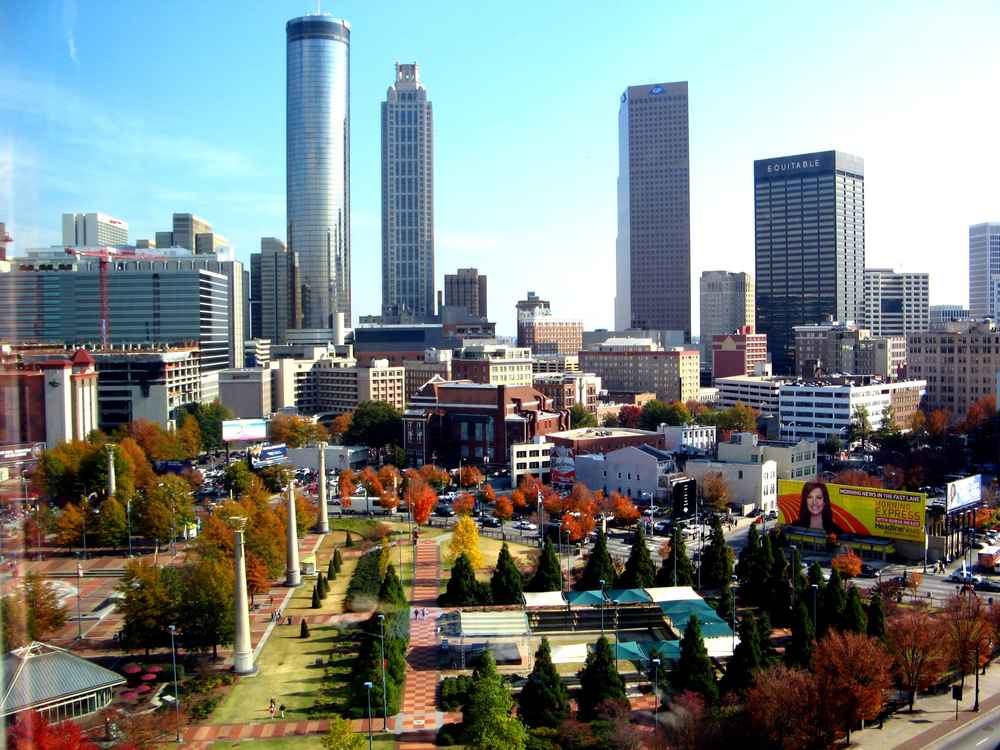best places to live in atlanta for singles