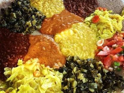 Merkato Ethiopian Restaurant & Mkt