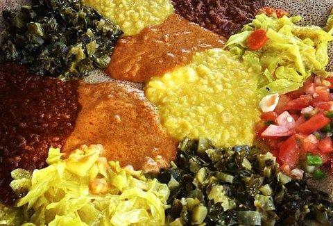 Merkato Ethiopian Restaurant A Los Angeles Ca Restaurant