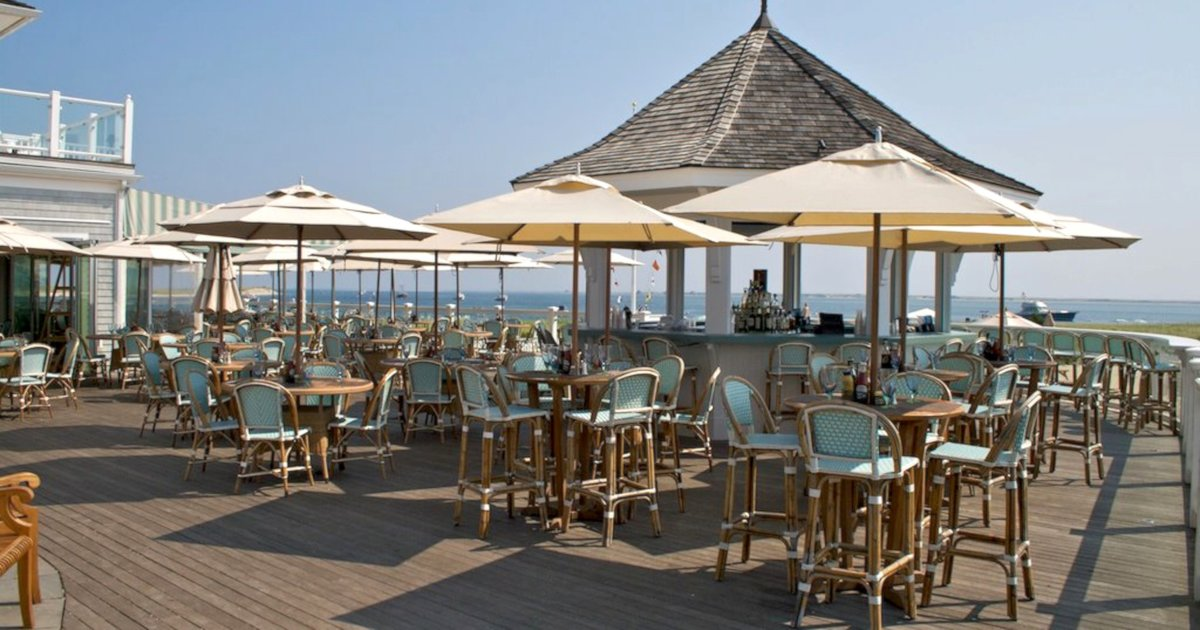 Ocean House Restaurant Dennisport