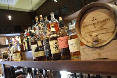 Oak & Ember Whiskey Bar & Grill Best Cape Cod Bars Boston