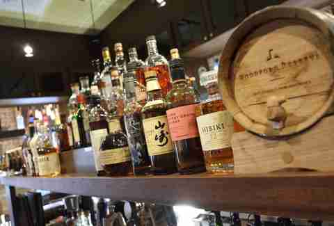 Oak & Ember Whiskey Bar & Grill Best Cape Cod Bars Boston