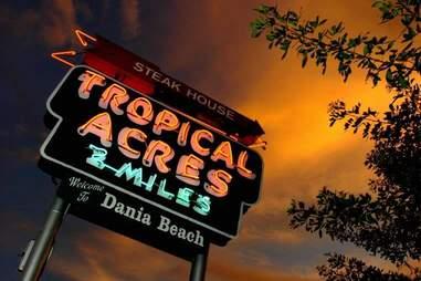 Tropical Acres Dania Beach