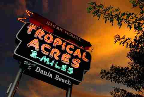 Tropical Acres Dania Beach