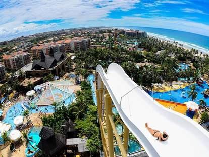 beach park slide