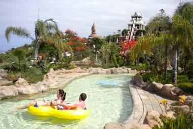 siam park water ride