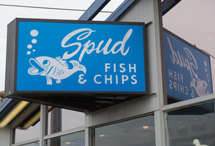 Spud Fish & Chips