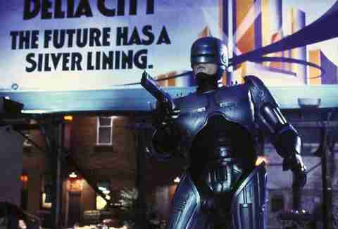 RoboCop Best Fictional Characters DET