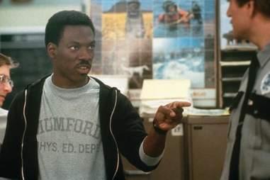 Beverly Hills Cop Best Fictional Characters DET