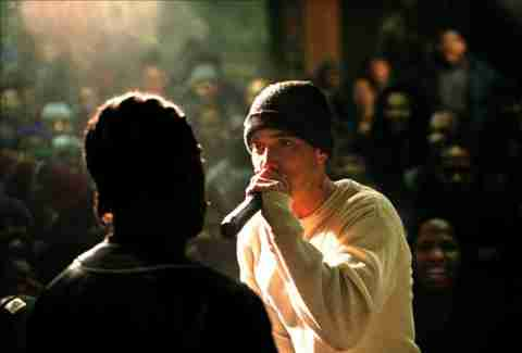 8 Mile Best Fictional Characters DET