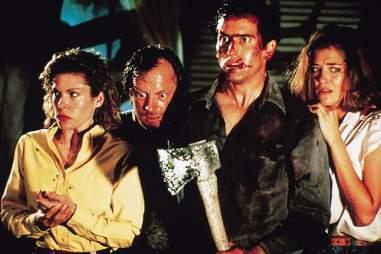 Evil Dead Best Fictional Characters DET
