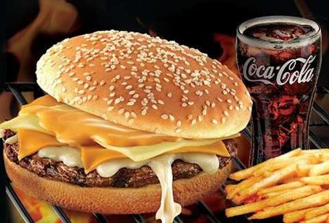 Burger King Philippines Four Cheese Whooper